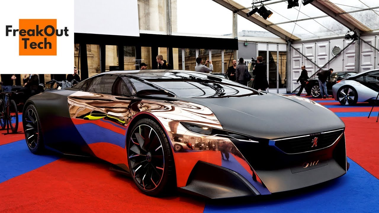 5 Coolest Concept Cars You Must See
