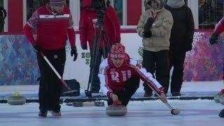 Unraveling the Game of Curling
