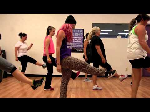 Copperhead Road - Steve Earle Zumba with Mallory HotMess