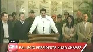 Canal 24 Horas - Último Minuto: Fallece Hugo Chávez Frías