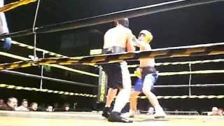Wheeling 2008 Toughman Fight Andrew Thomas