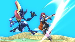 Top 10 Most Stylish Combos #2 - Super Smash Bros for Wii U