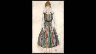 Video Art Bros: Portrait of the Artist's Wife, Standing (Egon Schiele) download MP3, 3GP, MP4, WEBM, AVI, FLV November 2017
