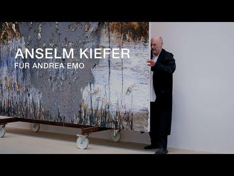 Anselm Kiefer | Für Andrea Emo | Video by Nikolai Saoulski | 2018