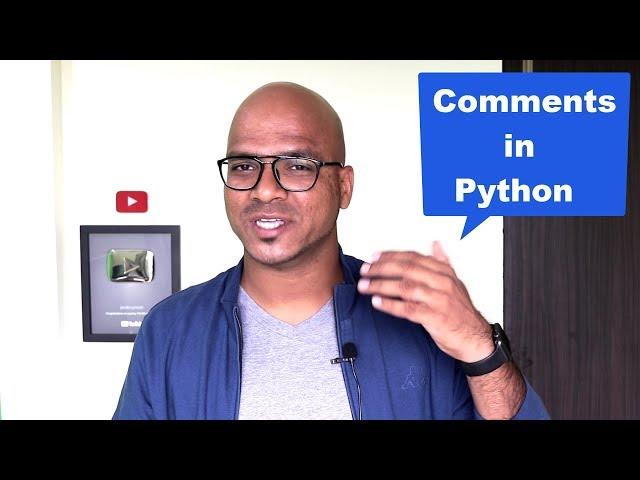 #66 Python Tutorial for Beginners | Comments