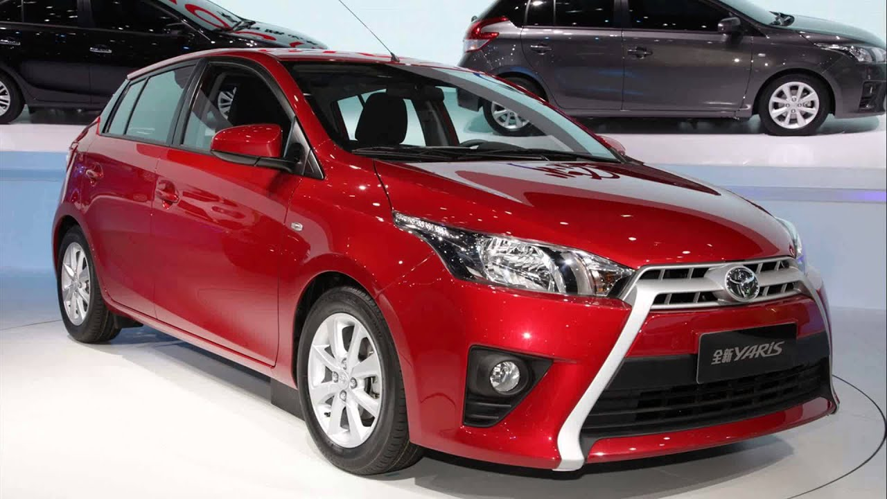 toyota yaris trd all new camry thailand 2014 sportivo youtube