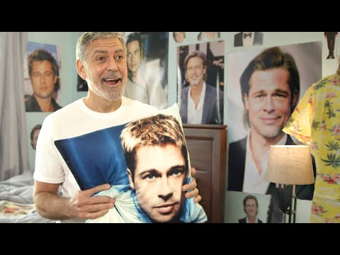 George-Clooney-is-a-Big-Brad-Pitt-Fan-and-Terrible-Roommate-Omaze