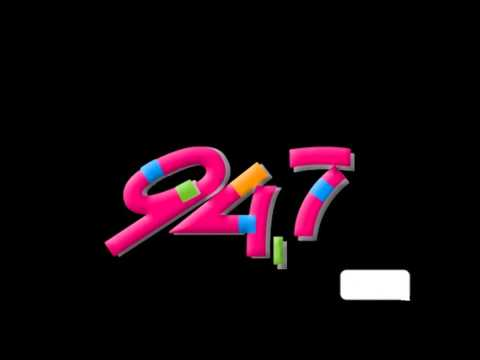 Radio 94.7  TISI-FM Costa Rica Identificación