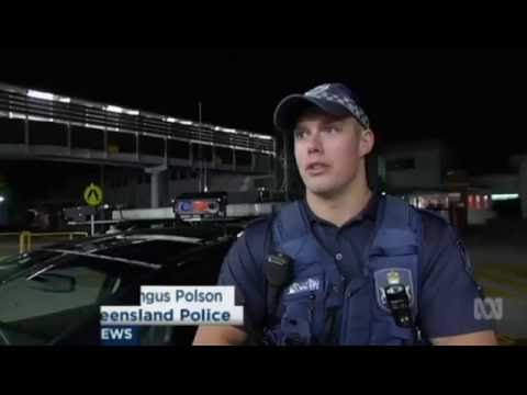 On the beat with Townsville police