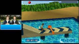 Wipeout 2 Gameplay (2011 DS NDS) 1080p HD HQ