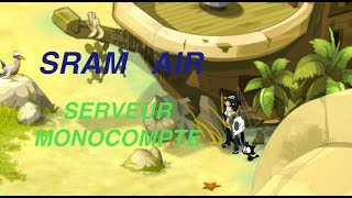 SRAM AIR SERVEUR MONOCOMPTE !