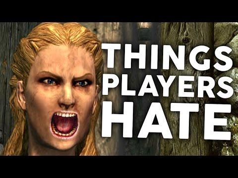 10 Things Skyrim Players HATE