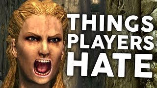 10 Things Skyrim Players HATE