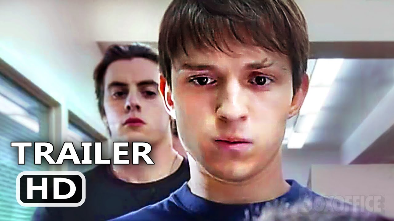CHERRY Final Trailer (2021) Tom Holland Drama Movie
