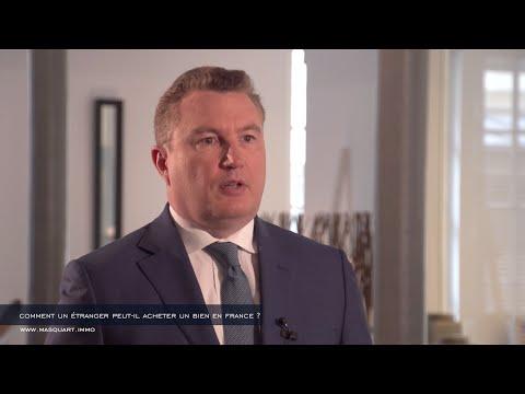 Etrangers : comment acheter un bien en France ? Questions de droit immobilier n°25