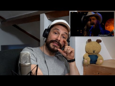 Vocal Coach Reaction - Chris Stapleton | Tennessee Whiskey (Austin City Limits Performance)