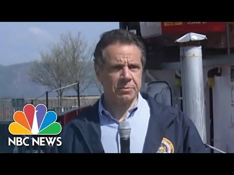 Cuomo On Eric Schneiderman: 'Shocking And Disturbing'   NBC News