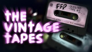 The Training Tapes Significance.. || Five Nights At Freddy's 3 - 4