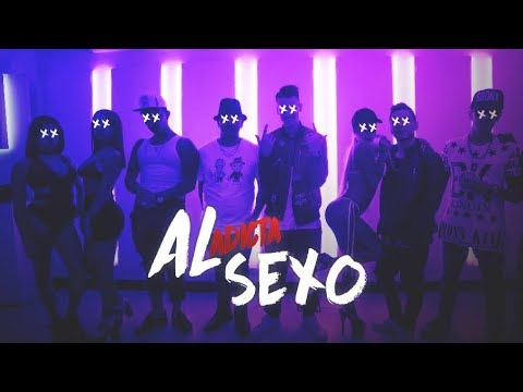 Adicta al sexo - El Lukeo x Emus DJ x Seba TC x Doble Toke x Fraude (VIDEO OFICIAL)