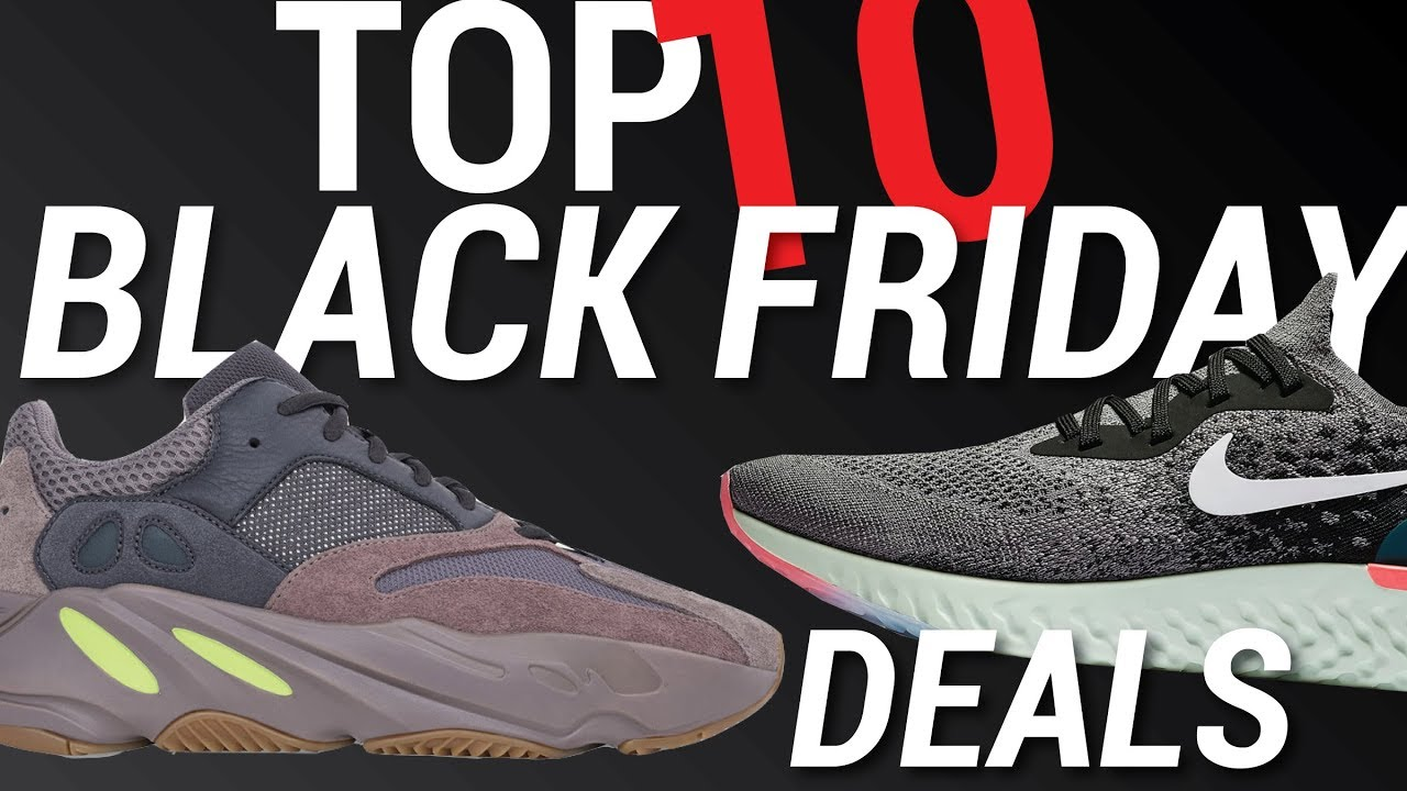 5 Best Black Friday Adidas Shoes Deals (2019)