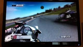 SBK X gameplay PC demo