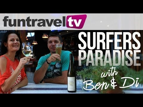 Surfers Paradise Holiday Travel Video Guide Gold Coast Australia