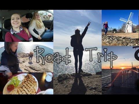 ROAD TRIP TO RHODE ISLAND l JoelinasAuPairLife