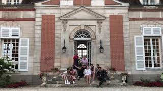 AIP France 2019 photo at the chateau