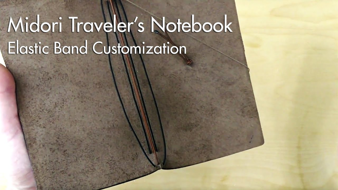 Make A Traveler S Notebook