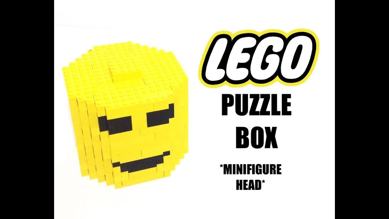 how to build lego puzzle box