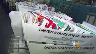 behind the scenes crunch time at the post office