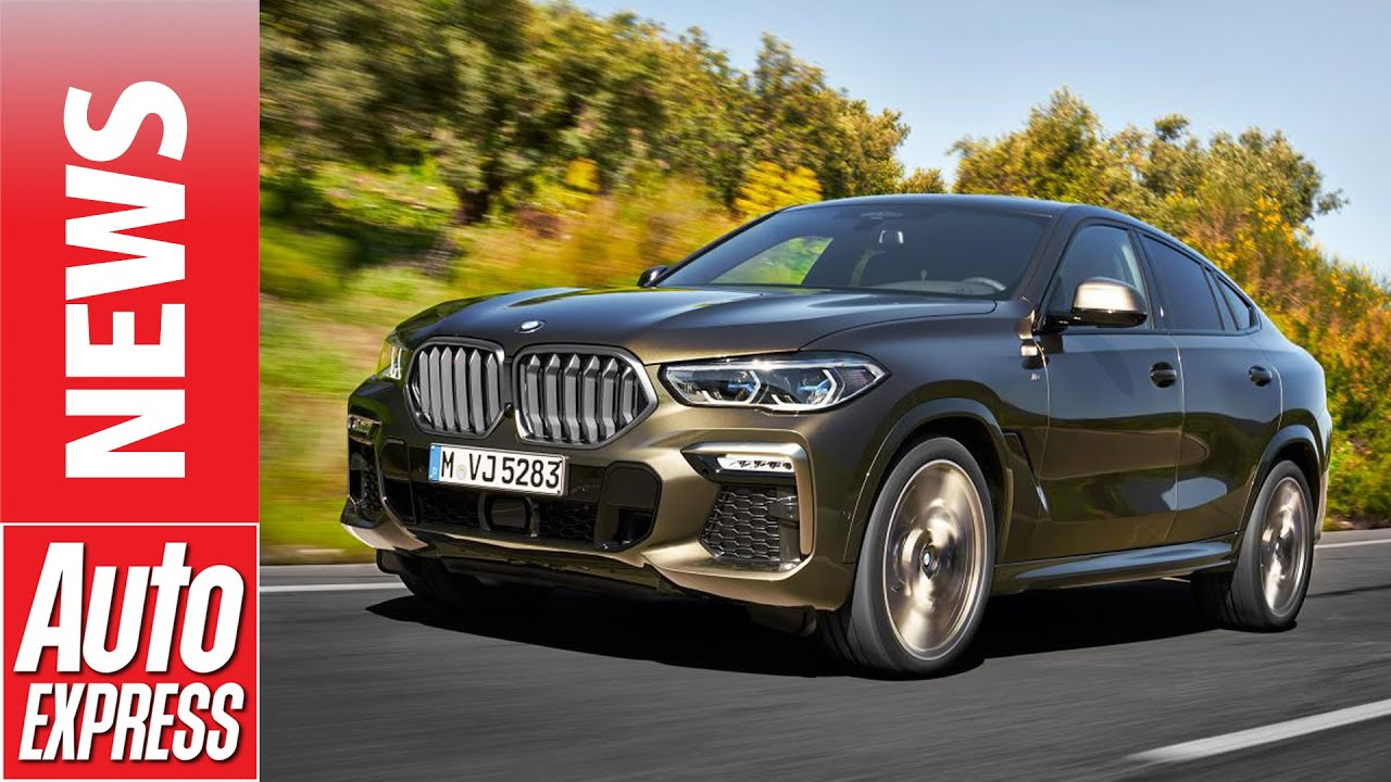 New 2020 Bmw X6 60k Coupe Suv Hopes To Prove Bigger Is Better Youtube