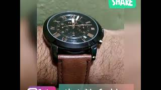 PRODUCT REVIEW OF FOSSIL - FS4835