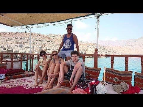 Heimspiel - Katrin & Yannic visiting the Emirates & Musandam, Oman