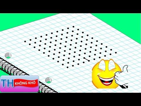 Trò chơi Dots lớp 3 Màn tuyệt đỉnh | Dots cùng học tin học quyển 1