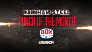 Punch of the Month Winner: December 2015 - Billy Joe Saunders