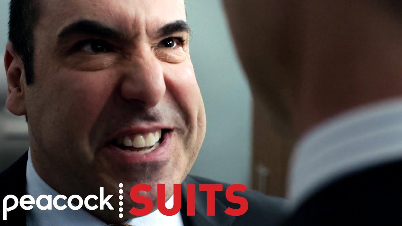 ''It's Over Mike. I'm On To You and I'm Going To Expose You!'' | Louis Knows | Suits