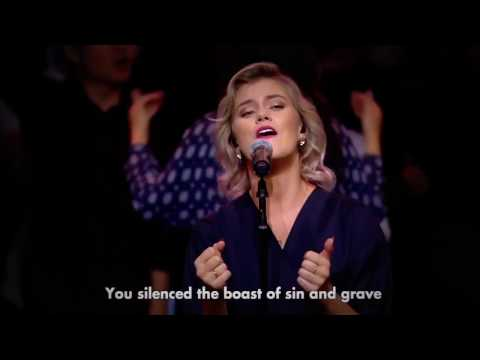 Hillsong United - What A Beautiful Name [Lyrics on Screen]