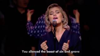Download Hillsong United - What A Beautiful Name [Lyrics on Screen] MP3 song and Music Video