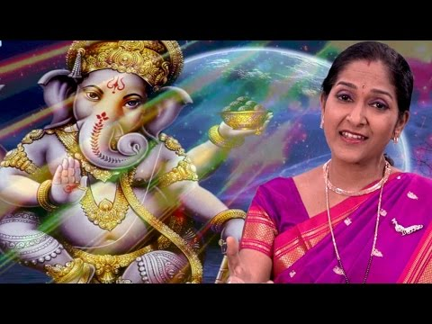Ganaraya Re Ganpati | Lord Ganesh Devotional Song - Kala Patil