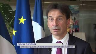 Pascal Thévenot : candidat LR aux élections législatives – 2e circonscription