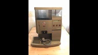 Saeco ambra ( Royal office) автоматическая кофемашина для бизнеса или офиса(, 2016-04-23T17:30:22.000Z)