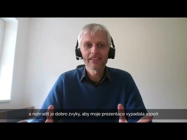 ONLINE KURZ ŘEČI TĚLA: Jak jej hodnotí Petr Vít?   Reference