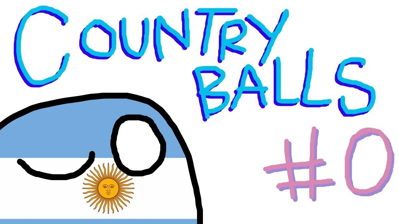 Countryballs L.A - Episodio Prototipo Perdido: El Peso Argentino [Especial de 30.000 Suscriptores]