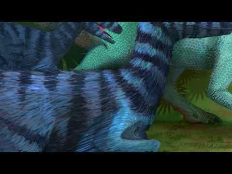 Jurassic World Fallen Kingdom - Feathered Dinosaurs
