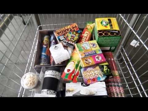Petarde si Artificii cumparate la Lidl from YouTube · Duration:  6 minutes 6 seconds