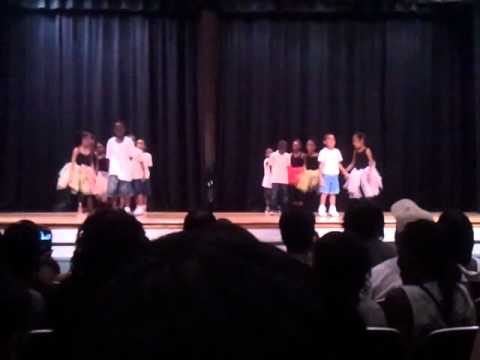Diamond Springs Elementary School 2011 Dance Competition