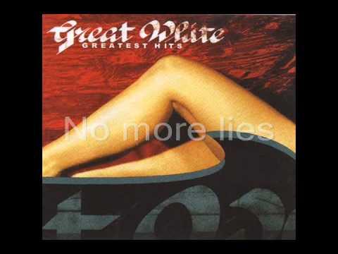 Great White - 'Big Goodbye' [Lyrics]