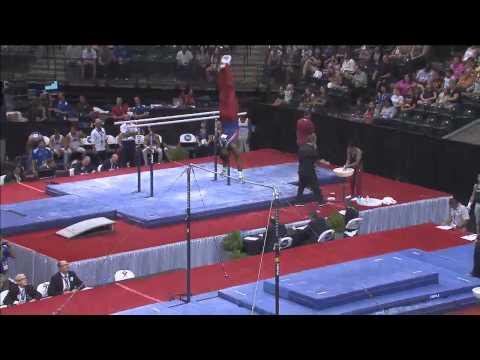 Artistic Gymnastics - 2015 US National Championships - Sr Men's - Finals(HD)