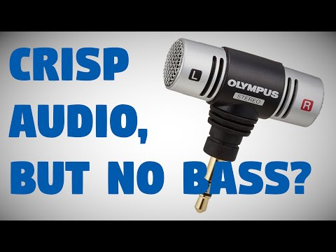 Olympus ME-1SW Stereo Microphone
